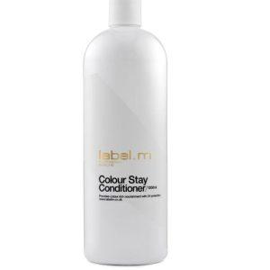 Dầu xã dưỡng màu tóc nhuộm và chống tia cựa tím Label.m Colour Stay 1000ml