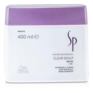 Mặt nạ trị gàu SP wella clear scalp 400ml