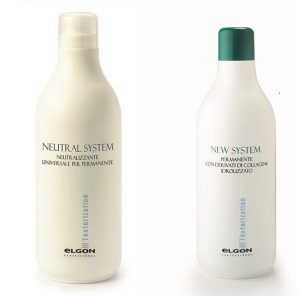 BỘ UỐN TÓC ELGON MODASTYLING – NEW SYSTEMS & NEUTRAL SYSTEM 1000ML