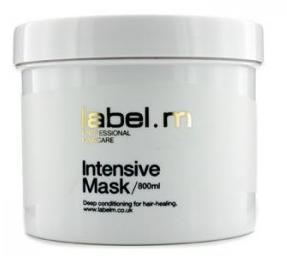 Mặt nạ điều trị tóc hư tổn,phục hồi và tái tạo cấu trúc tóc LABEL.M INTENSIVE MASK 120ML