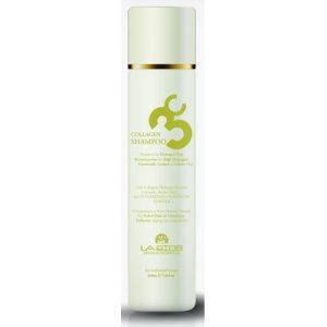 Dầu gội tái sinh tóc hư tổn Collagen 3C 210ml