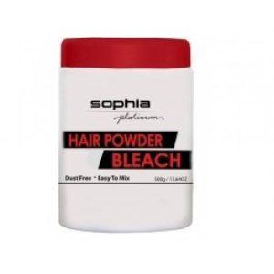 Bột tẩy rửa màu tóc sophia powder bleach 500gr