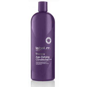 Dầu xả chống lão hóa tóc Label.m Therapy Age-Defying 1000ml