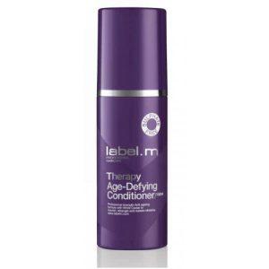 Dầu xã chống lão hóa tóc Label.m Therapy Age-Defying 150ml
