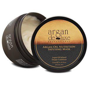 Hấp dầu Argan deluxe phục hồi tóc hư tổn 250ml