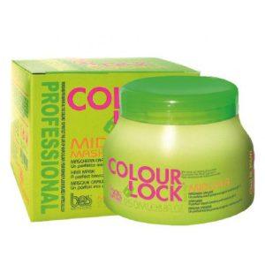 Hấp dầu Bes lock colour khóa màu tóc 500ml
