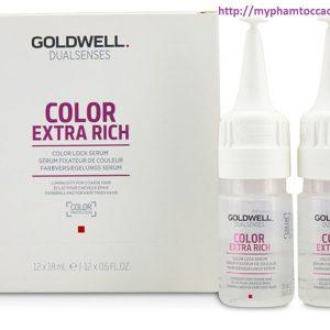 Huyết thanh Goldwell color khóa màu tóc nhuộm