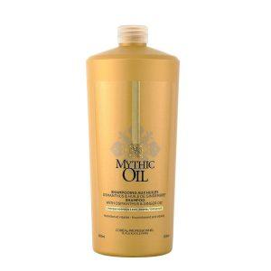 Dầu gội mythic oil loreal cho tóc khô hư tổn 1000ml