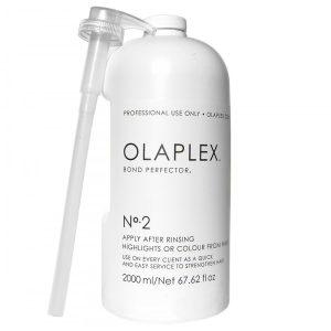 Olaplex số 2 Phục hồi tóc hư tổn nặng 2 lít