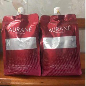 Thuốc duỗi tóc Aurane phục hồi 1000ml