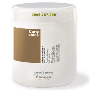 HẤP DẦU Fanola Curly and Wavy hair DÀNH CHO TÓC UỐN 1000ML