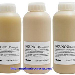 Bộ sản phẩm Nounou davines chăm sóc tóc-combo