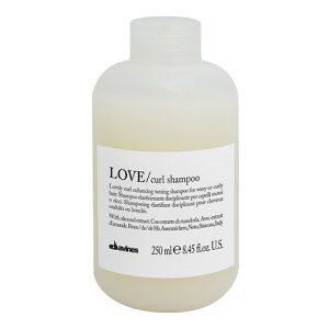 Dầu gội tóc uốn davines love curl 250ml