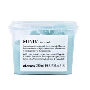 Mặt nạ tóc nhuộm minu davines essential 250ml