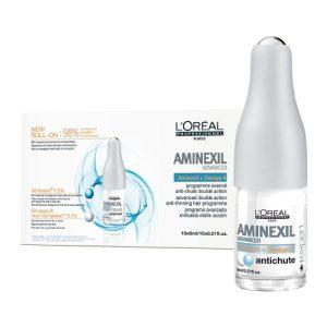Tinh chất giảm rụng tóc Aminexil Advanced loreal