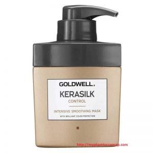 Mặt nạ goldwell kerasilk mask suôn mượt 500ml