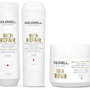 Combo goldwell rich dualsenses chữa trị tóc