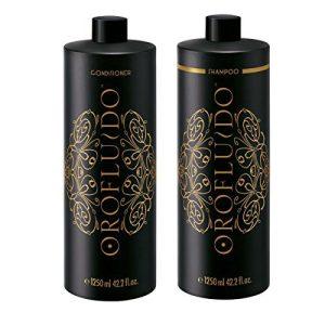 Cặp dầu gội xả Orofluido phục hồi tóc 1250ml