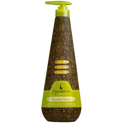 Dầu gội trẻ hóa tóc Macadamia siêu mượt 1000ml