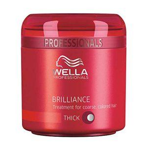 Hấp dầu tóc nhuộm wella brilliance 150ml