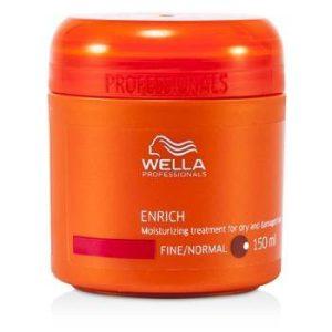 Hấp dầu wella enrich phục hồi tóc hư tổn 150ml