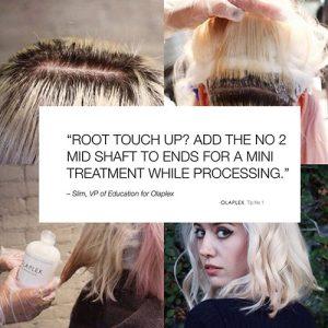Olaplex - cách dùng hiệu quả cho tóc hư nát