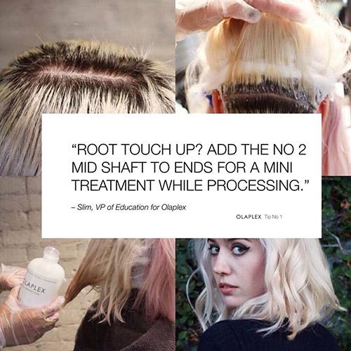 Olaplex – cách dùng hiệu quả cho tóc hư nát