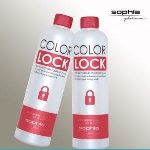 Thuốc khóa màu tóc nhuộm Sophia Color Lock
