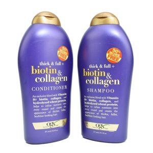 Dầu gội xã Biotin Collagen chống rụng kích thích mọc tóc 577ml