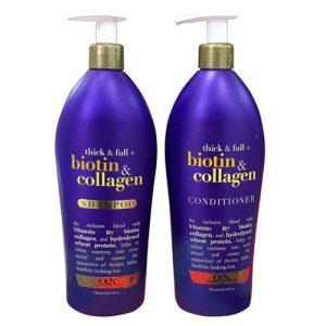 Dầu gội xã Biotin Collagen chống rụng kích thích mọc tóc 750ml