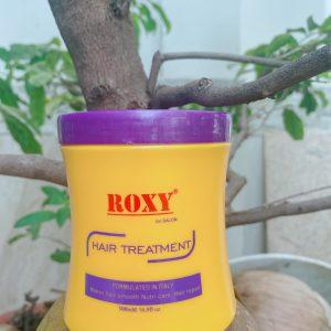 Hấp dầu phục hồi tóc hư tổn Roxy 500ml